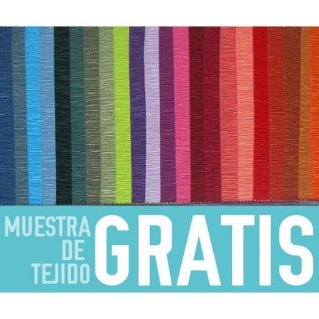 MUESTRA DE TEJIDOS GRATIS