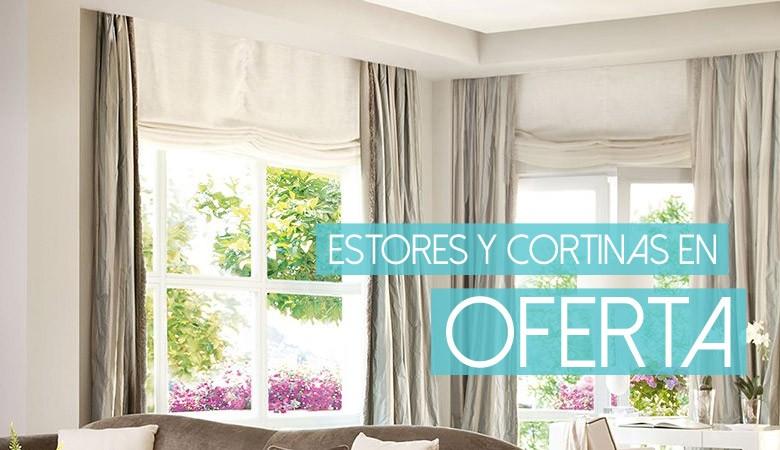 Ofertas cortinas y estores