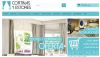 A comprar cortinas!, y sin amigas! - Diseña hoy  tu hogar